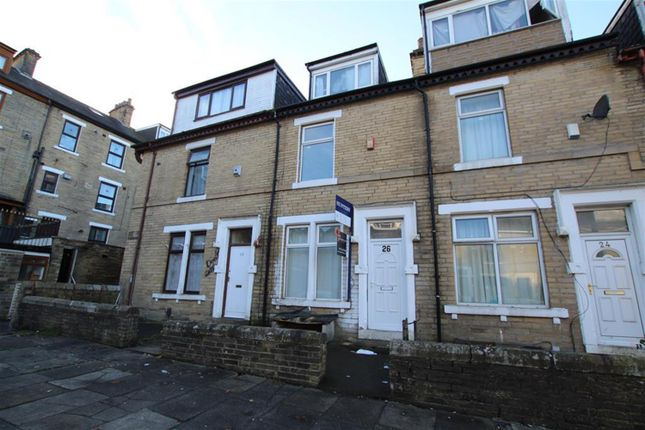 Thumbnail Terraced house to rent in Grantham Place, Bradford
