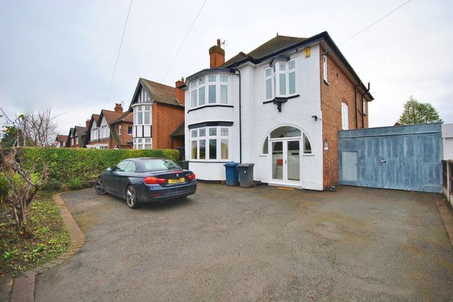 Thumbnail Detached house for sale in Radcliffe Road, West Bridgford