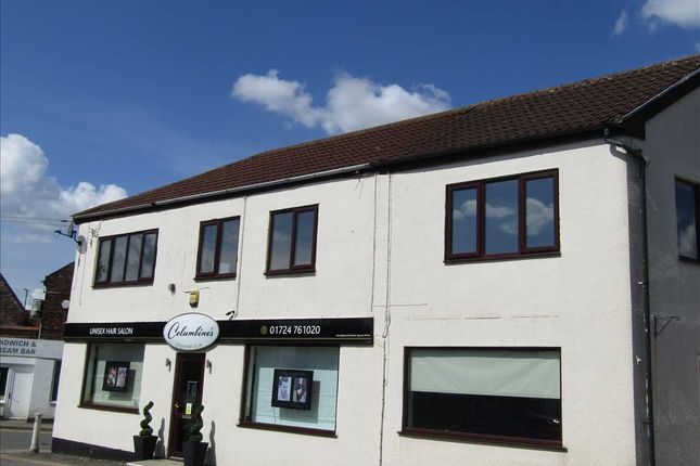 Thumbnail Flat to rent in The Green, Scotter, Gainsborough