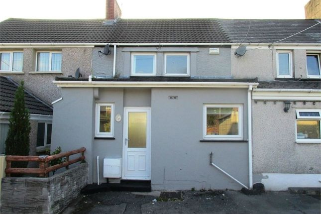 Thumbnail Terraced house to rent in Charles Row, Maesteg