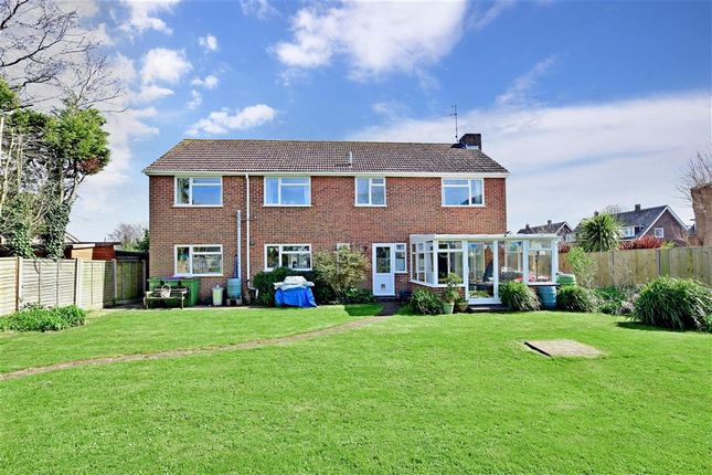 Thumbnail Detached house for sale in Links Way, Littlestone, New Romney, Kent