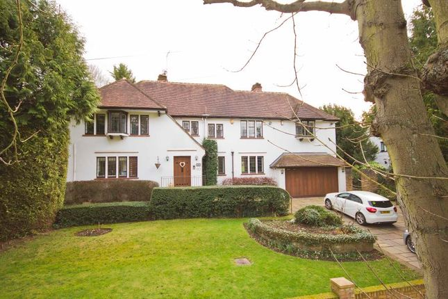 Thumbnail Detached house to rent in Sandy Lodge Road, Rickmansworth