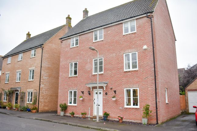 Thumbnail Detached house for sale in Hosey Road, Sturminster Newton