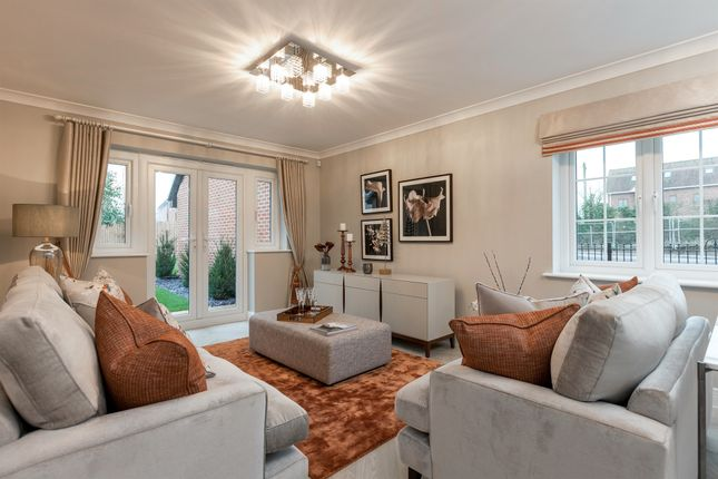 Detached house for sale in St Lythans Park, Old Port Road, Cardiff