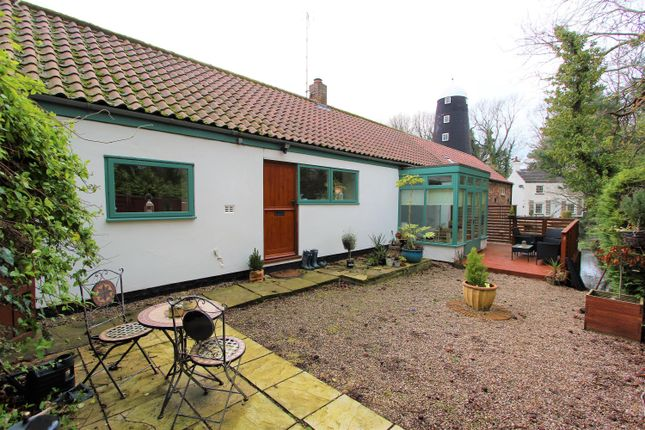 Thumbnail 2 bed semi-detached house for sale in Mill Lane, Legbourne