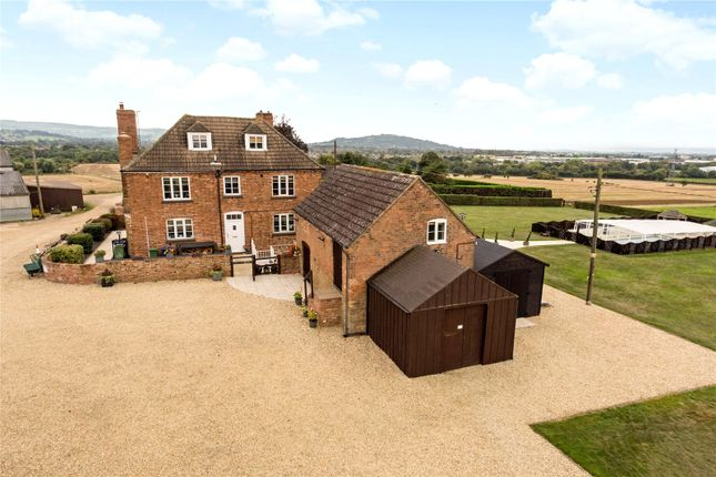 Thumbnail Detached house for sale in Larkhay Road, Hucclecote, Gloucester, Gloucestershire