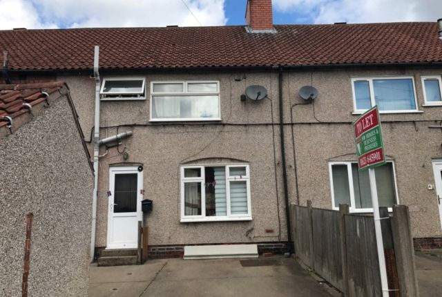 Thumbnail Terraced house to rent in Third Avenue, Forest Town
