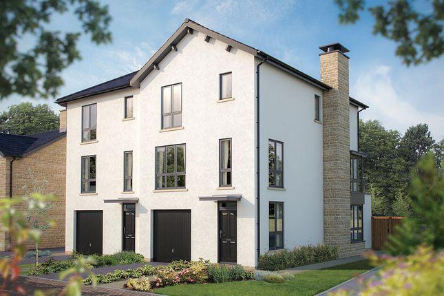 """Thumbnail End terrace house for sale in """"The Kilkenny"""" at New Barn Lane, Prestbury, Cheltenham"""