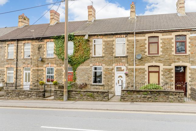 Thumbnail Terraced house for sale in Llantrisant Road, Pontyclun