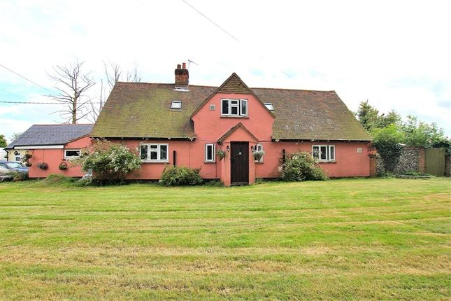Thumbnail Detached house for sale in Broxted, Great Dunmow, Essex