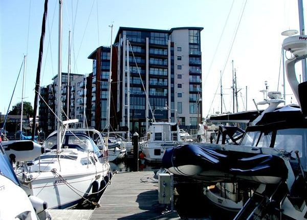 Thumbnail Flat to rent in Neptune Marina, Coprolite IP3. More Details At
