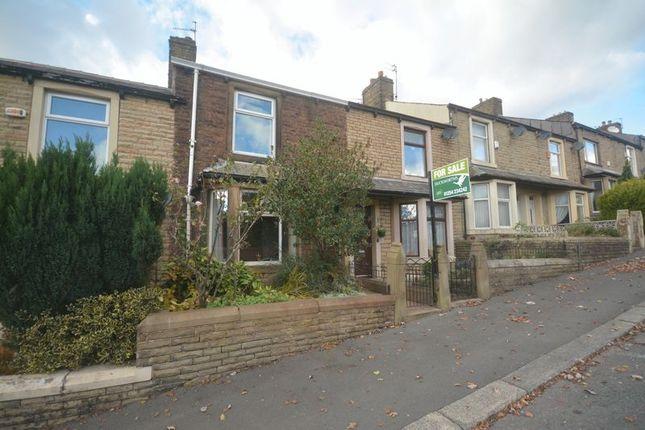 Thumbnail Terraced house for sale in Dill Hall Lane, Church, Accrington