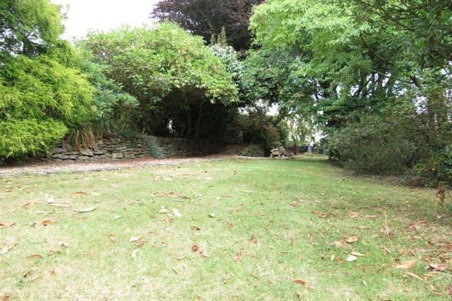 Thumbnail Land for sale in School Hill, High Street, St. Austell