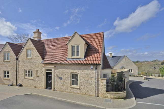 Thumbnail End terrace house for sale in Maple Cottage, 73 Fortescue Street, Norton St Philip, Bath