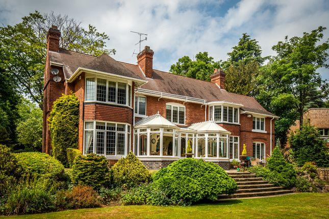 Thumbnail Detached house for sale in Arlington Drive, Nottingham