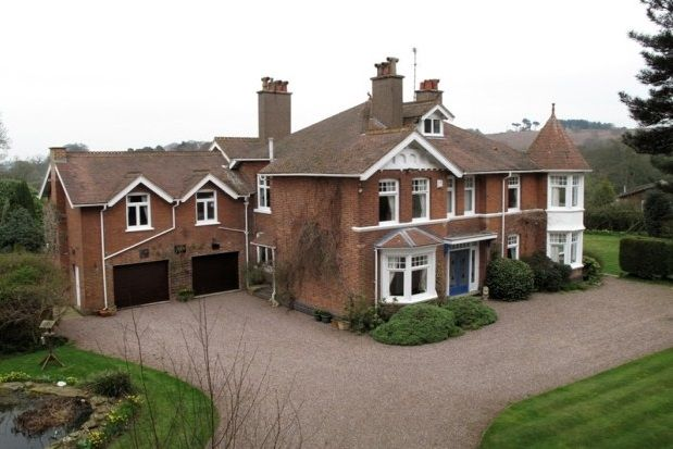 Thumbnail Detached house to rent in Pool Lane, Brocton