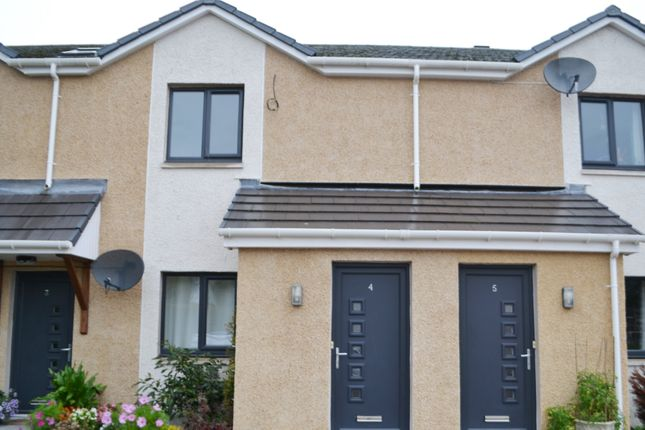Thumbnail Flat for sale in Pilmuir Gardens, Forres