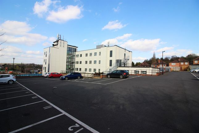 Rear Elevation And Car Park