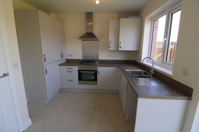 2 bedroom terraced house for sale in Rowan Way, Clitheroe