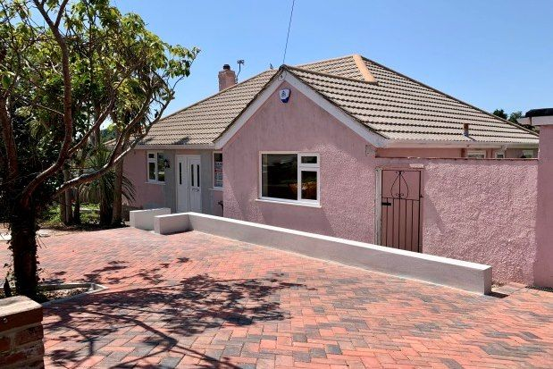 3 bed detached bungalow to rent in Padacre Road, Torquay TQ2