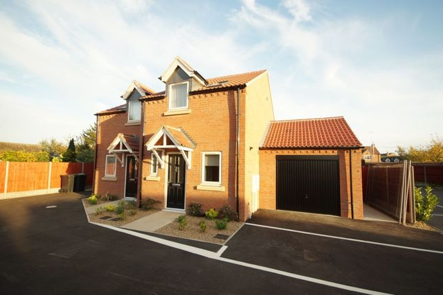 Thumbnail Semi-detached house to rent in H Mill Lane, North Hykeham, Lincoln