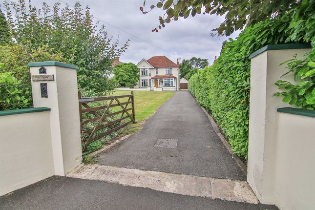 Thumbnail Detached house for sale in St. Lawrence Road, Chepstow