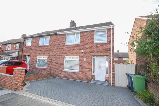 Thumbnail Semi-detached house for sale in Parry Drive, Whitburn, Sunderland