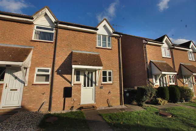 Thumbnail Semi-detached house to rent in The Pastures, Chells Manor, Stevenage
