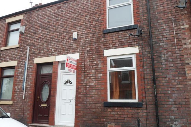 Thumbnail Terraced house to rent in Seddon Street, St. Helens