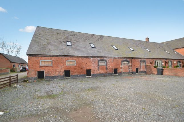 Thumbnail Barn conversion for sale in Unit C, Aychley Barns, Aychley, Market Drayton