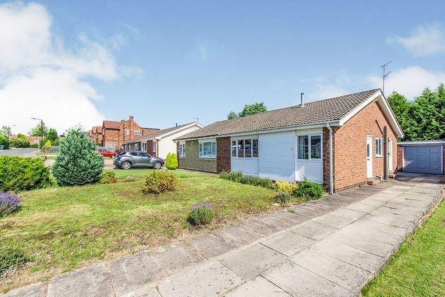 Thumbnail Bungalow to rent in Nearfield Road, Doncaster