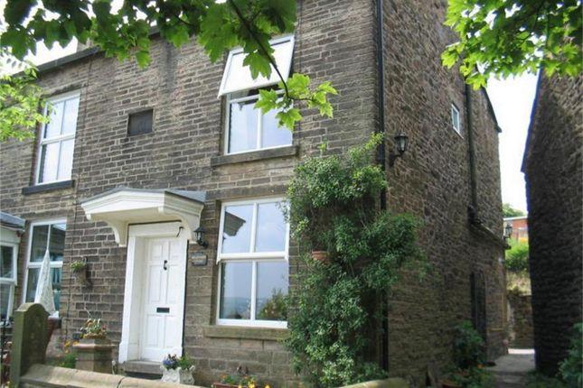 Thumbnail Cottage to rent in Hollinwood Lane, Marple Ridge, Stockport, Cheshire, England
