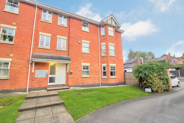1 bed flat for sale in Foxendale Close, Northwich CW8