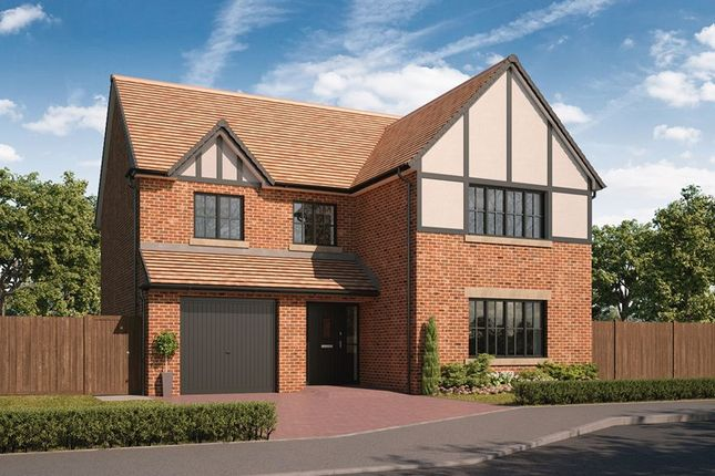 Thumbnail Detached house for sale in Regency Manor, Wynyard
