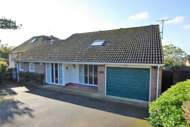 Thumbnail Detached house for sale in North Road West, Hythe