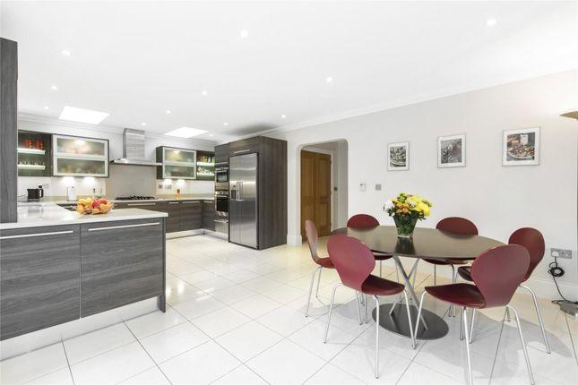 4 bed semi-detached house for sale in Grange Court, Old Avenue, Weybridge, Surrey