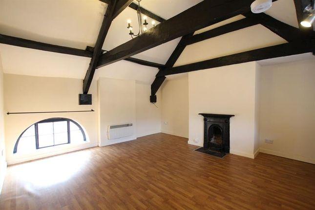 Living Room of St. Marys Street, Brecon LD3