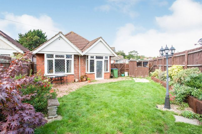 Thumbnail Bungalow for sale in Elstree Road, Southampton