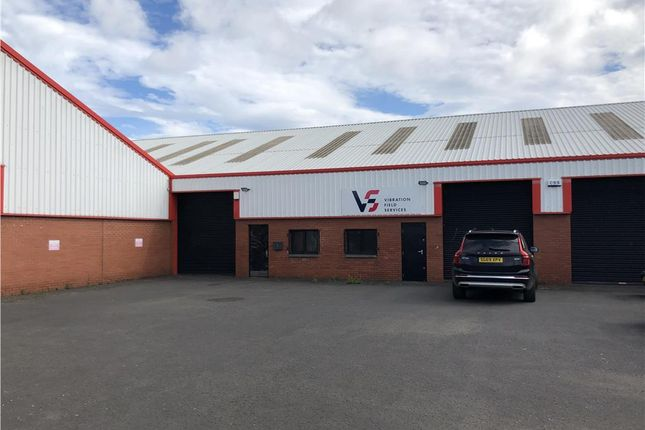 Thumbnail Industrial to let in Unit 2, Mcgown Street, Paisley