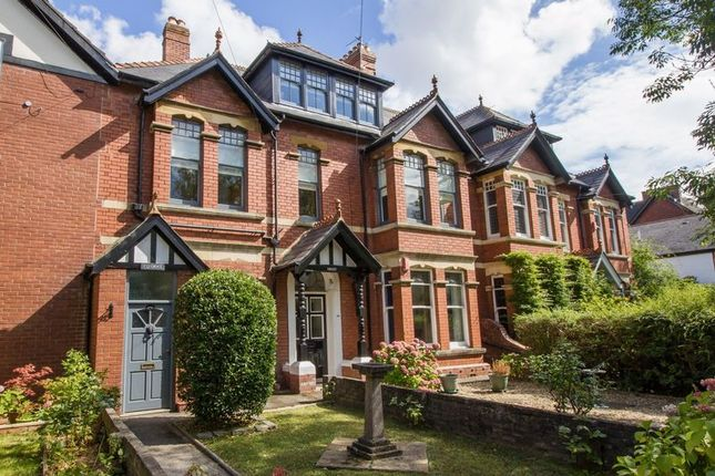 Thumbnail Maisonette for sale in Victoria Road, Penarth