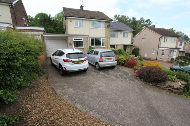 Semi-detached house for sale in Crofton Rise, Dronfield