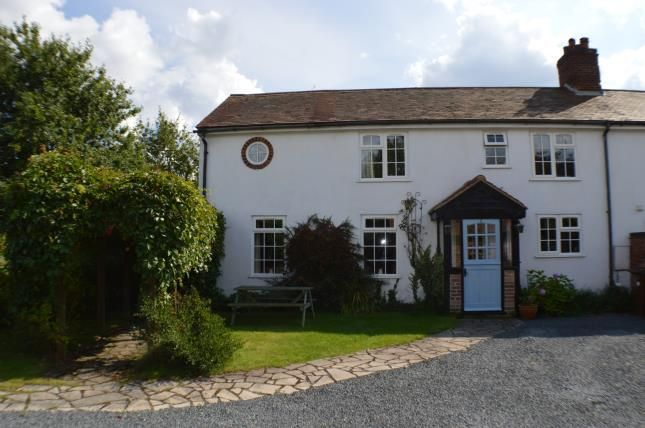 Thumbnail End terrace house for sale in Tamhorn Farm Cottage, Fisherwick, Whittington, Lichfield