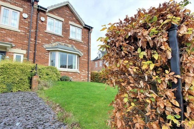 Thumbnail Semi-detached house to rent in Guylers Hill Drive, Clipstone Village, Mansfield