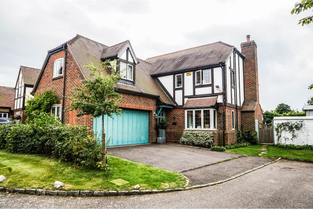 Thumbnail Detached house for sale in Back Lane, Tingewick