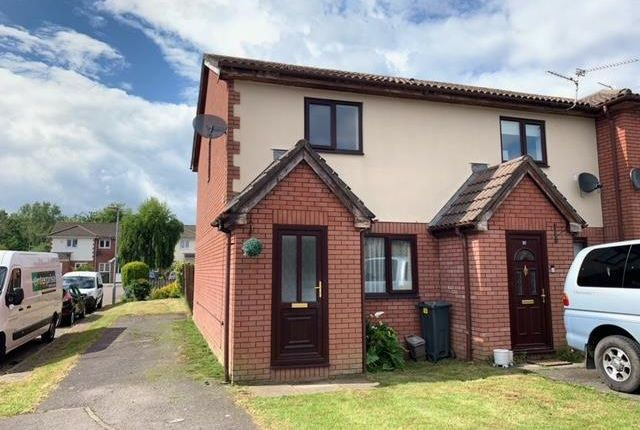 Thumbnail Property to rent in Meadowsweet Drive, St. Mellons, Cardiff