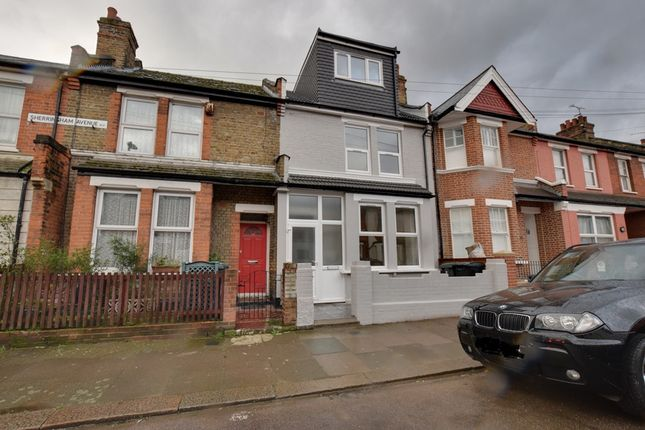 Thumbnail Terraced house for sale in Sherringham Avenue, London