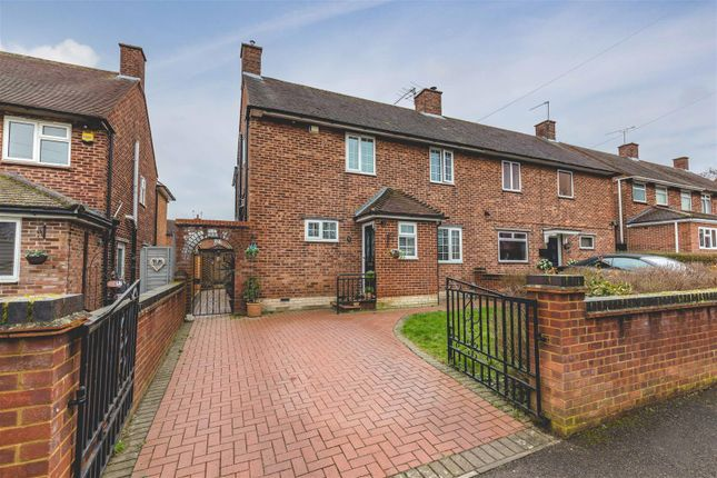 Thumbnail Semi-detached house for sale in Abbots Walk, Windsor