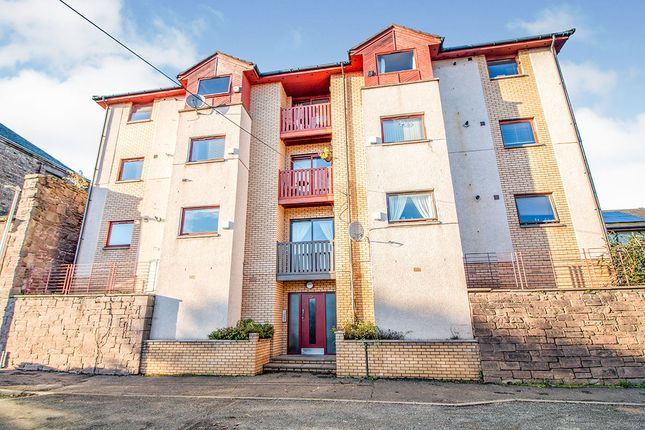 Thumbnail 2 bed flat for sale in North Ellen Street, Dundee, Angus