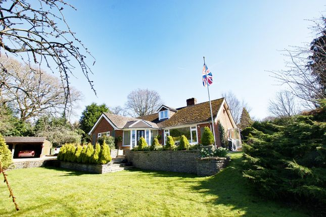 Thumbnail Detached house for sale in Hazeley Bottom, Hartley Wintney