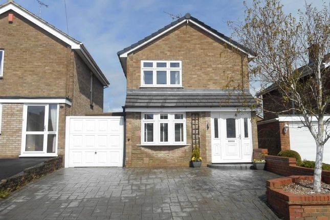 3 bed detached house to rent in Kedleston Close, Allestree, Derby